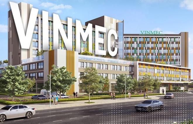 Bệnh viện đa khoa Quốc tế Vinmec với những trang thiết bị tối tân, đội ngũ bác sỹ có trình độ chuyên môn ca
