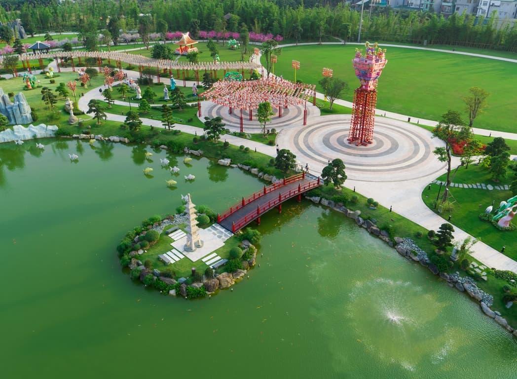 Vinhomes Smart City là đại đô thị quốc tế đầu tiên tại Hà Nội rộng tới 280ha sở hữu hệ thống tiện ích đẳng cấp