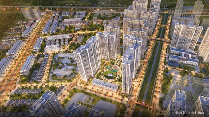 Lý do tập đoàn Nhật rót vốn vào Vinhomes Smart City