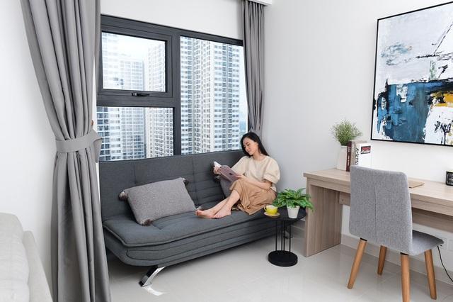 Khám phá căn hộ cho thuê đẳng cấp phía Tây Hà Nội