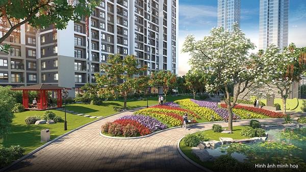 """""""Thung lũng"""" hoa đầy màu sắc - nơi cả gia đình có thể thưởng ngoạn cảnh sắc thiên nhiên rực rỡ"""
